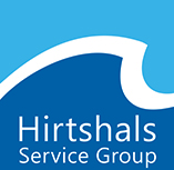 The logo of Hirtshals Service Group